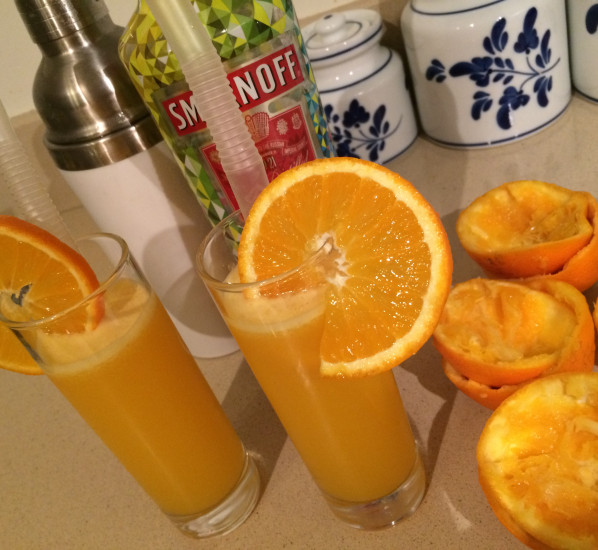 Vodka Orange (Screwdriver)