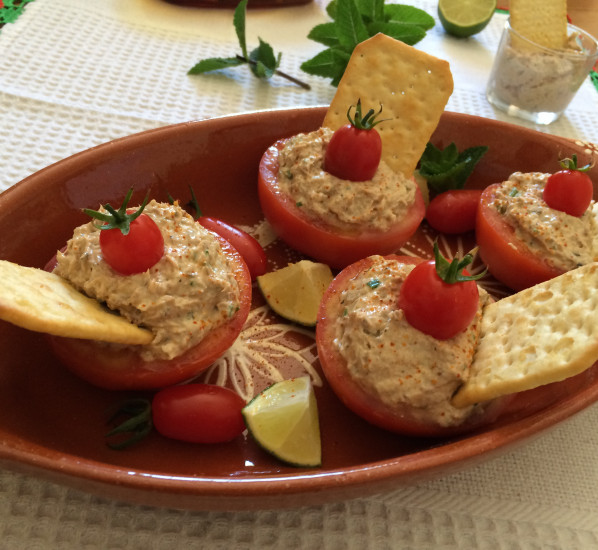 Tomato' sardinade