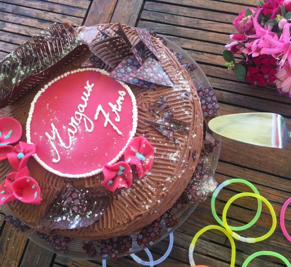 M's Birthday Cake