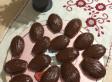 Madeleines Rose-Chocolat
