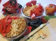 Morning Chia et compote fraises-pommes