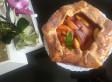 Tarte rustique nectarines-abricots
