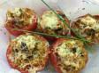 Tomates farcies au boulgour