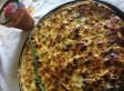 Quiche poireaux, jambon et ricotta